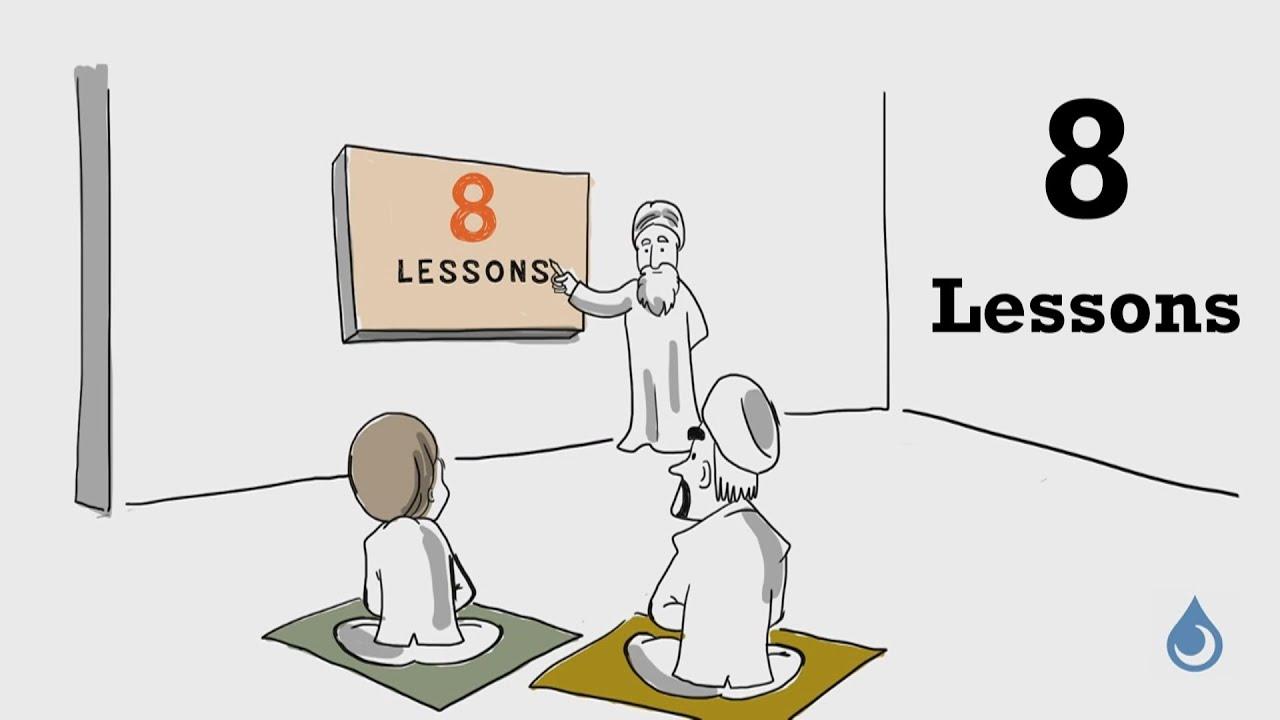Download Imam al-Ghazali 8 Important Lessons in Life | #SpiritualPsychologist MP3 Gratis
