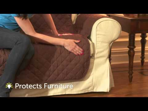 Protect your Furniture with a Reversible Quilted Furniture Cover