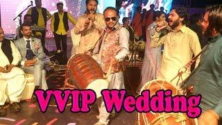 Superpower Dhol Beats | Waseem Talagangi Wedding Dhol Program 2019