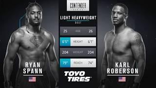 FREE FIGHT | Karl Roberson