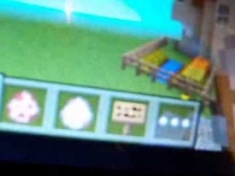 minecraft pe map review, NYAN CAT MANSION