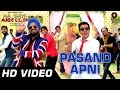 Pasand Apni Official Video Aa Gaye Munde Uk De Jimmy Sheirgi