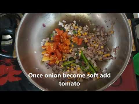 Samai Arisi upma | Samai Upma Lunch box recipe - Little Millet Upma | samai khichidi