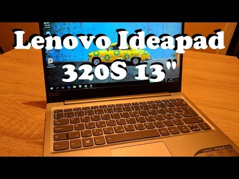 Lenovo IdeaPad 320S-13IKB i5-8250u