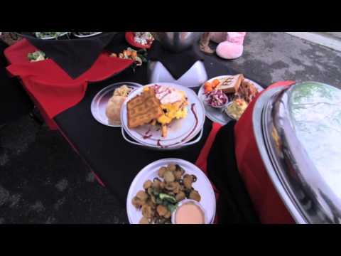 Hottie Hawg's BBQ Catering Wars