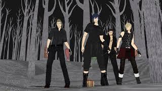 MMD] Final Fantasy 15:- Don't look! - PakVim net HD Vdieos Portal