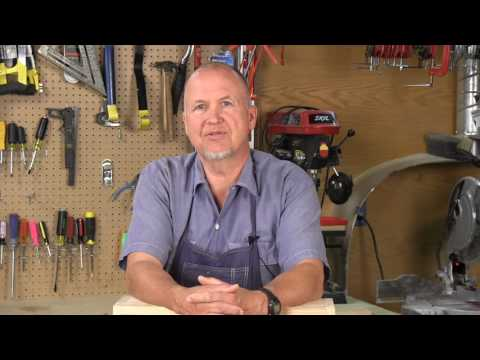 How to Make a T-Joint With a Biscuit Joiner