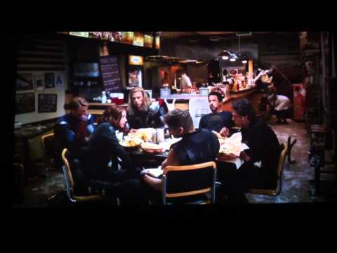 The Avengers - AFTER Credits Scene