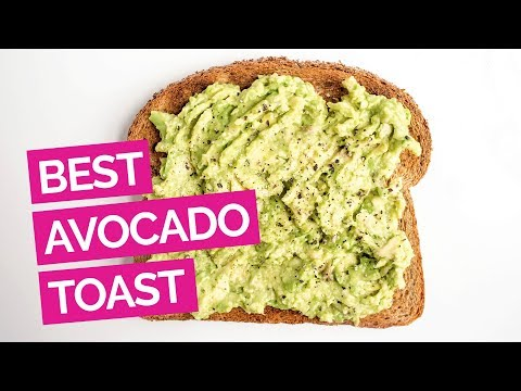 Best Avocado Toast Recipe