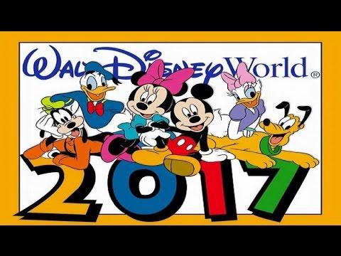 Walt Disney World Planning Video 2017   Vacation Planning