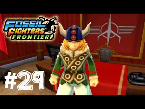 Fossil Fighters: Frontier Nintendo 3DS SUPER PALEO PAL + WIFI Walkthrough/Gameplay Part 29 English!