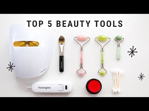 Top 5 Beauty Tools to Boost Your Skincare Routine!