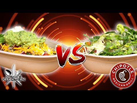 CHIPOTLE MEXICAN GRILL vs HOMEMADE - Could this make you sick?!