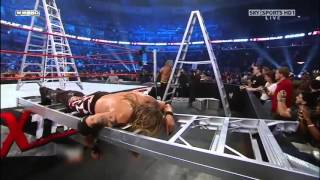 Jeff Hardy vs Edge Extreme Rules 2009 Highlights [HD]