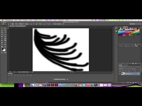 Create Your Own Photoshop Brush in Photoshop CS6/CC