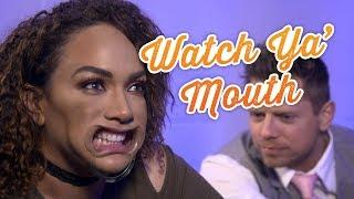 WWE Superstars play Watch Ya