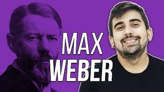 RESUMO DE SOCIOLOGIA: MAX WEBER | Prof. Leandro Vieira