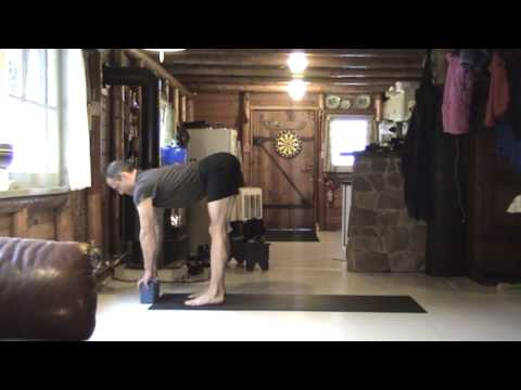 Save Your Spine, Stop Over Rounding Your Low Back.  Intro to Lumbar Stability in Forward Folds