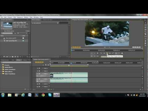How to Remove Audio in Adobe Premiere Pro