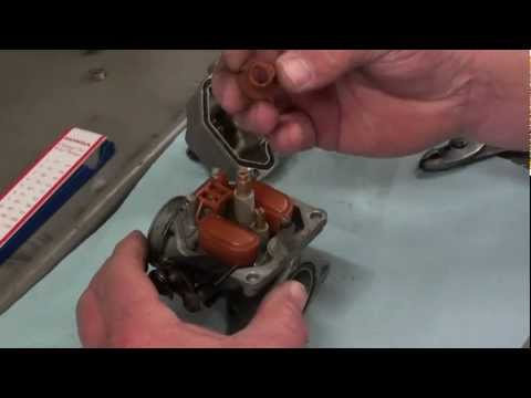 Pt.2 Honda ATC200S How To Clean The Carb