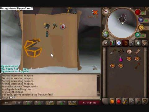 Runescape Clue Scroll MONTAGE?