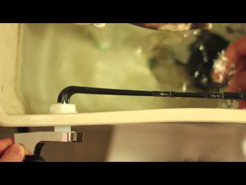 How to Fix or Replace a Toilet Handle / Flush Lever