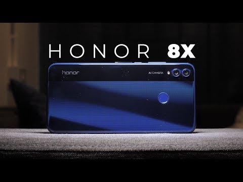 Honor 8X First Impressions: Big Screen on a Budget!