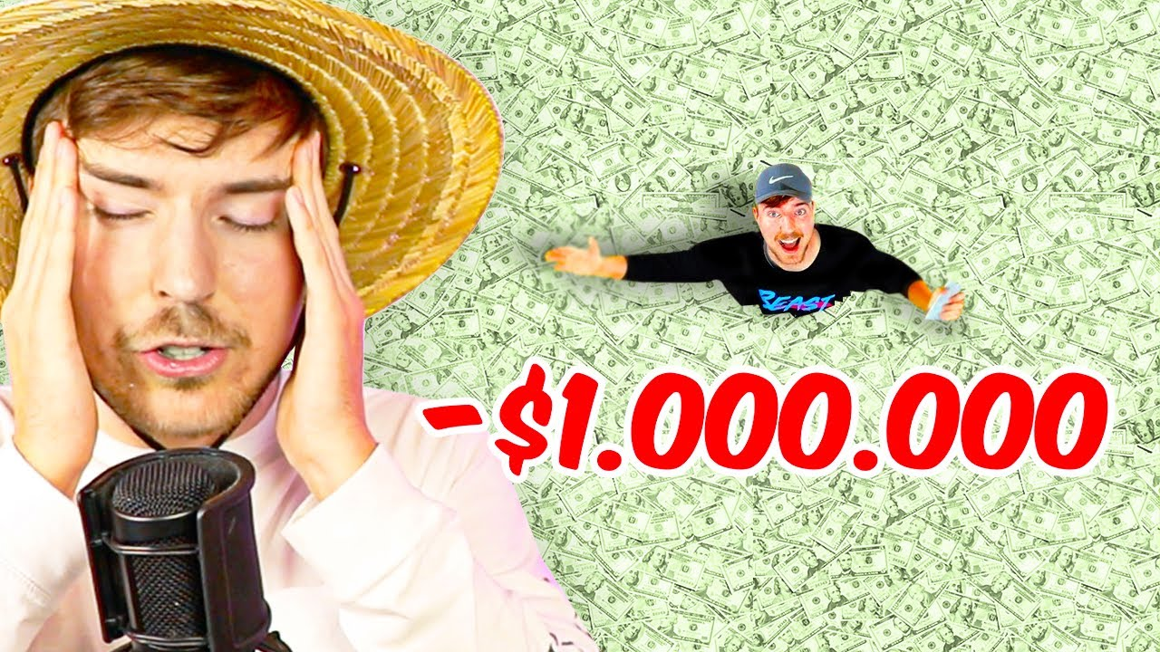 MrBeast Reacts to His Craziest Videos