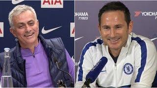 BIG BALLS! | Master v Apprentice | Mourinho v Lampard