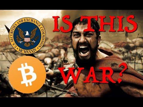 SEC declares WAR on crypto?
