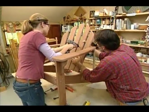 How to build the Adirondack Trio