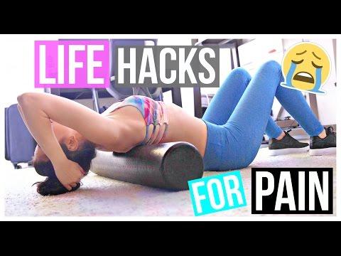 10 Life Hacks For Body Pain