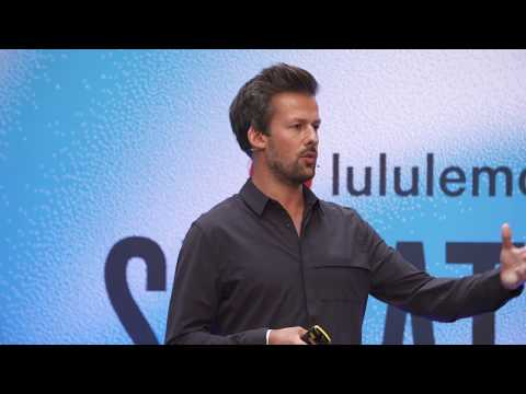 Performance Nutrition with James Collins at Sweatlife Festival | lululemon