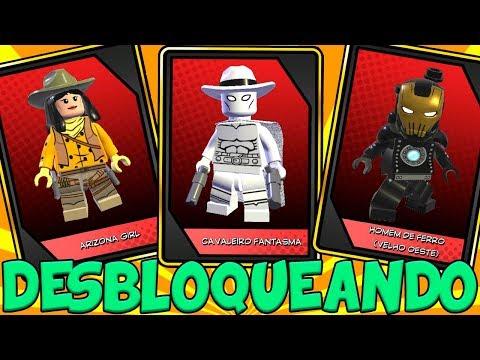 LEGO Marvel Super Heroes 2 #33 - Upa, upa, cavalinho!!! (GAMEPLAY PT-BR)