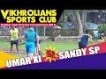 UMAR ZOYA XI VS SANDY SP RUBBER BALL CRICKET TOURNAMENT VIKROLIANS SPORTS CLUB VIKROLI