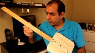 Download How NOT to Make an Electric Guitar (The Hazards of Electricity) Video
