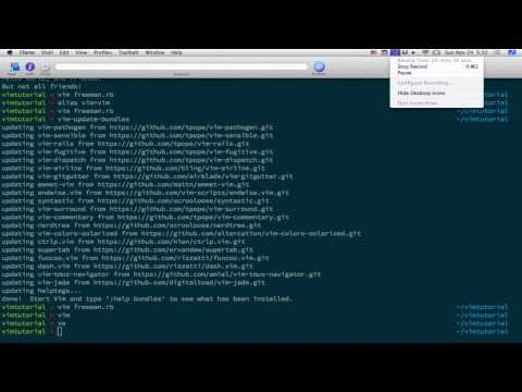 Learn how to use Vim!