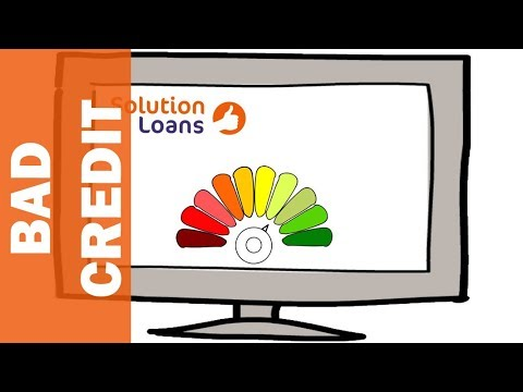 WHAT ARE BAD CREDIT LOANS? | YOUR BAD CREDIT LOAN OPTIONS | HOW TO IMPROVE YOUR CREDIT SCORE