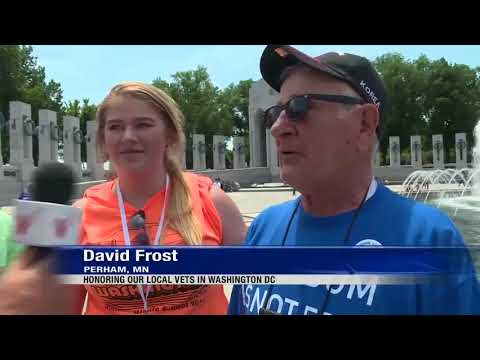 News Honoring local vets in D C