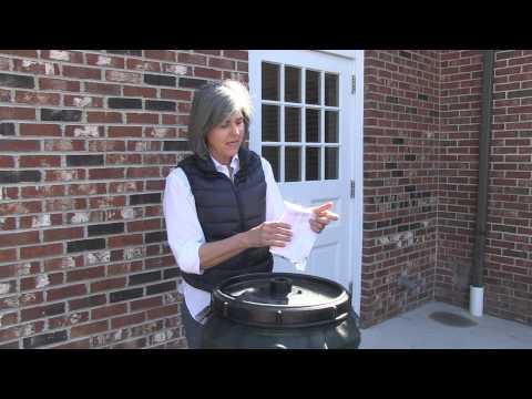 What is a Great American Rain Barrel