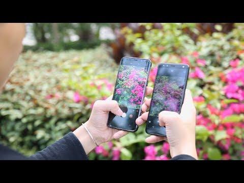 LEAGOO S8 Camera Test VS Samsung S8 Plus