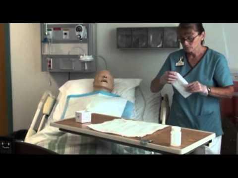 Nasopharyngeal Suctioning