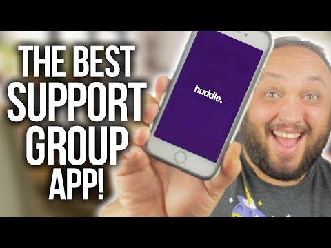 Huddle Mental Health App Review