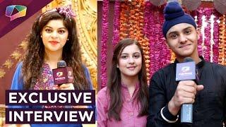 Sher E Punjab Maharaja Ranjeet Singh Cast's Exclusive Interview | Life Ok