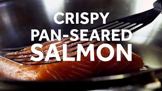 The Food Lab How To Make Pan Fried Salmon Fillets With Crispy Skin