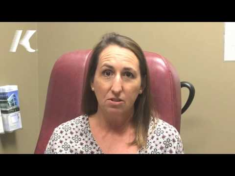 Herbal injection cures MaryAnne's heel pain