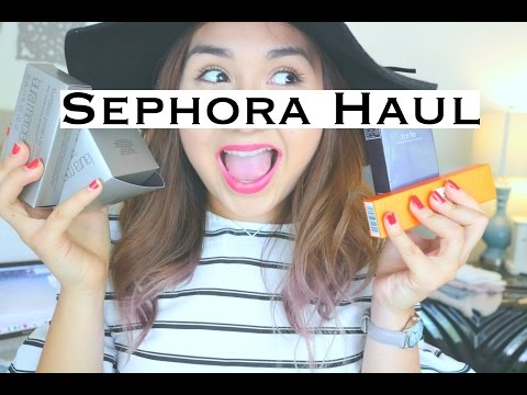 SEPHORA HAUL FOR LONDON!