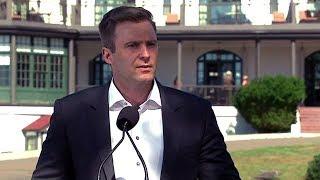 New Brunswick Premier Brian Gallant speaks at premiers meeting