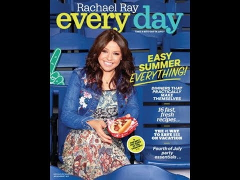 FREE SUBSCRIPTION TO RACHEL RAY EVERY DAY MAGAZINE