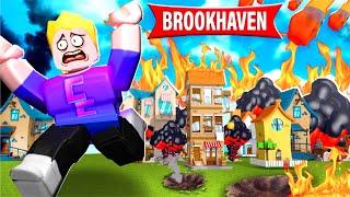 Das ENDE von BROOKHAVEN 😓 (Roblox Brookhaven 🏡RP | Story, Geschichte Deutsch)